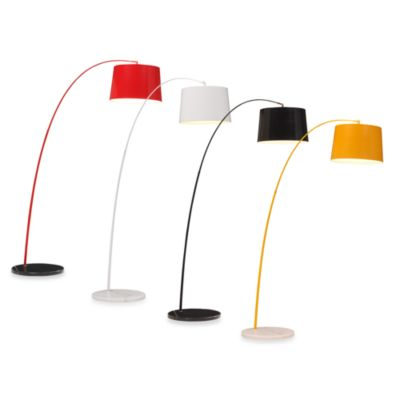 Zuo® Accents Twisty Floor Lamp
