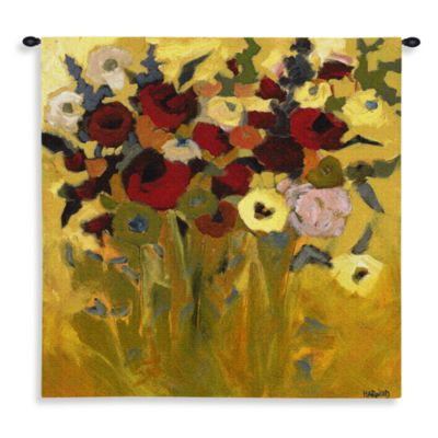 Pure Country Botanica 49-Inch x 49-Inch Tapestry