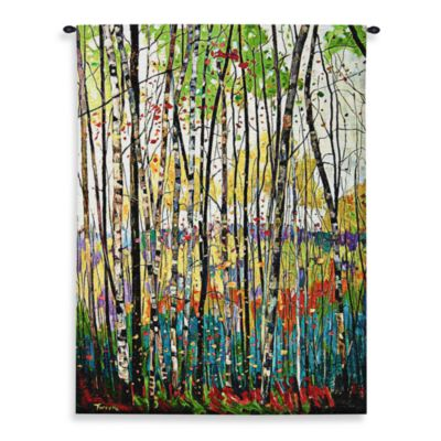 Pure Country Voile De Montagne 38-Inch x 53-Inch Tapestry