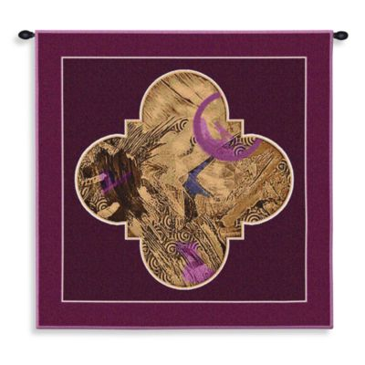 Pure Country Cosmic Plan 31-Inch x 31-Inch Tapestry