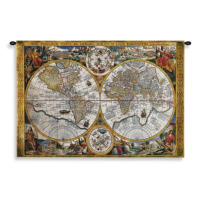 Pure Country 63-Inch x 41-Inch Emendatus Tapestry