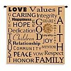 Pure Country Family Values Tapestry