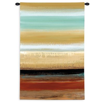 Pure Country Horizon Lines 34-Inch x 53-Inch Tapestry