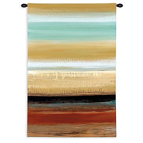 Pure Country Horizon Lines 48-Inch x 63-Inch Tapestry
