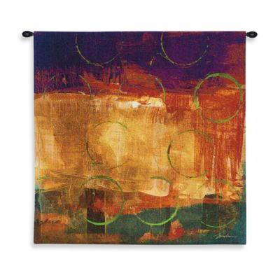 Pure Country Mixed Messages 31-Inch x 31-Inch Tapestry
