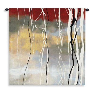 Pure Country Silver Birch Tapestry - 59-Inch x 58-Inch