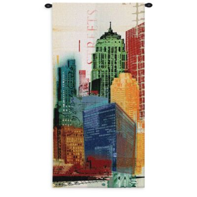 Pure Country Urban Style 26-Inch x 51-Inch Tapestry