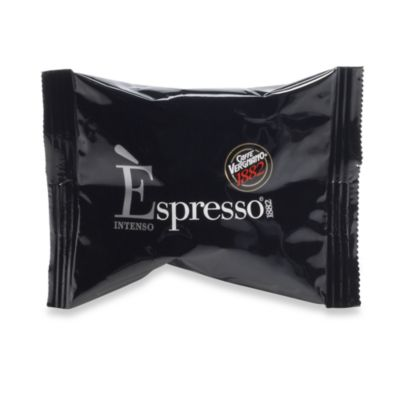 Caffe Vergnano 10-Count Intenso Espresso 1882 Capsules