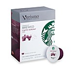 Starbucks® Verismo™ 12-Count Caffe Verona® Brewed Coffee Pods