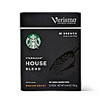 Starbucks® Verismo™ 12-Count House Blend Brewed Coffee Pods