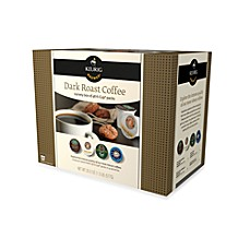 K-Cup® Dark Roast Coffee Variety Box for Keurig® Brewers – 48 Count