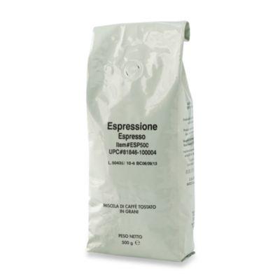 Espressione Espresso Blend Whole Bean Coffee