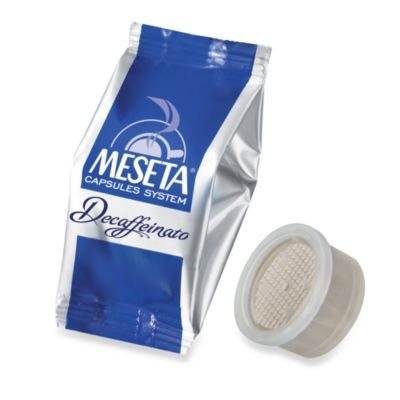 Meseta® 100-Count Decaffeinated Capsules