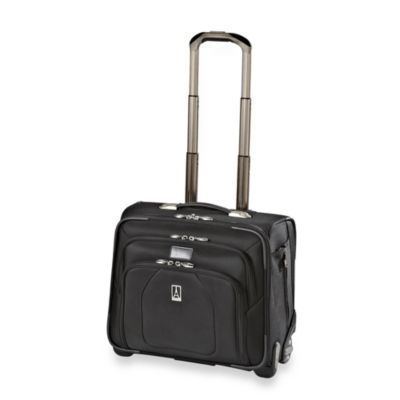 Travelpro® Crew 9 16-Inch Bus Plus Black Rolling Tote