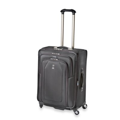 Travelpro® Crew 9 25-Inch Expandable Bus Plus Black Spinner