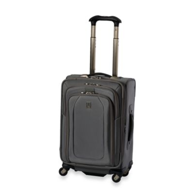 Travelpro® Crew 9 21-Inch Expandable Bus Plus Titanium Spinner