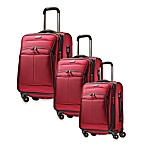 Samsonite® DKX Expandable Red Spinner Bag
