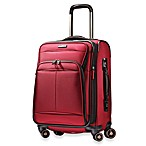 Samsonite® DKX 21-Inch Expandable Red Spinner Bag