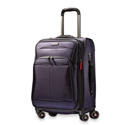 Samsonite® DKX 21-Inch Expandable Navy Spinner Bag