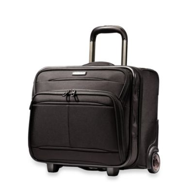 Samsonite® Premier 17-Inch Wheeled Black Boarding Bag