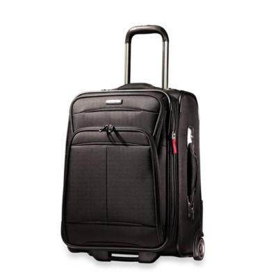 Samsonite® DKX 21-Inch Expandable Black Upright Bag