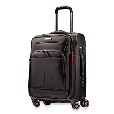 Samsonite® DKX 21-Inch Expandable Black Spinner Bag