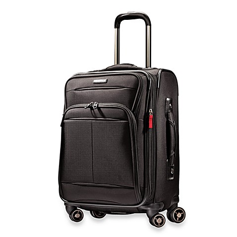 Samsonite® DKX 29-Inch Expandable Black Spinner Bag