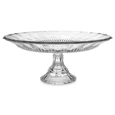 Mikasa® Bella Court 14.5-Inch Footed Cake Plate