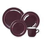 Emile Henry Figue 4-Piece Plum Place Setting