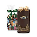 Ghiradelli® San Francisco Skyline 80-Count Large Cylinder Gift Box