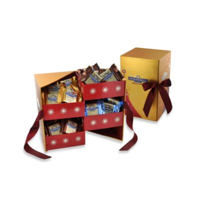 Ghiradelli® Caramel Celebration Gift Box in 48 Count