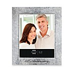 Prinz Happily Ever After 25th Silver Anniversary Wood Frame