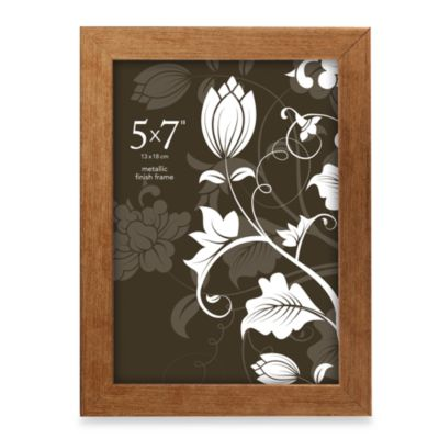 Prinz Soho 5-Inch x 7-Inch Frame in Bronze (Set of 4)
