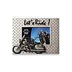 Prinz 6-Inch x 4-Inch Let's Ride Resin Frame
