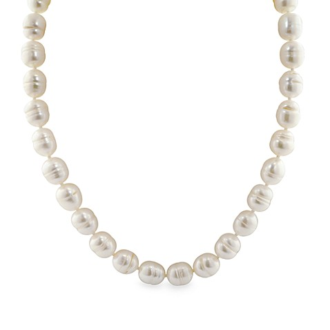 Ringed Barrel Pearls