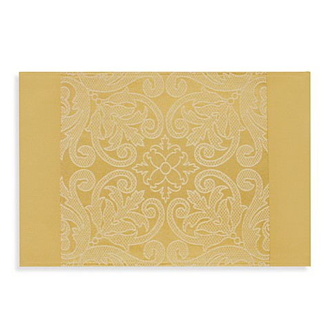 Marquis by Waterford Wilmont Placemat in Gold