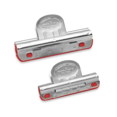 Global MinoSharp Knife-Sharpening Clip-On Guide Rails
