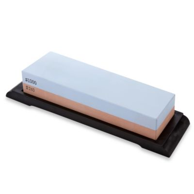 Global G-1800L Two-Sided Water Sharpening Stone
