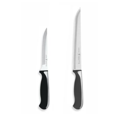 J.A. Henckels International Fine Edge Synergy 2-Piece Essential Knife Set