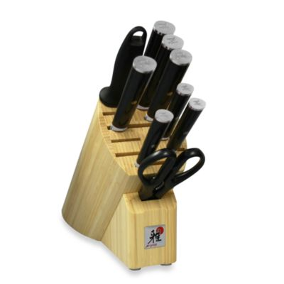 Miyabi Kaizen 10-Piece Knife Block Set