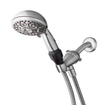 Waterpik® 14-mode Riata Nickel Handheld Showerhead