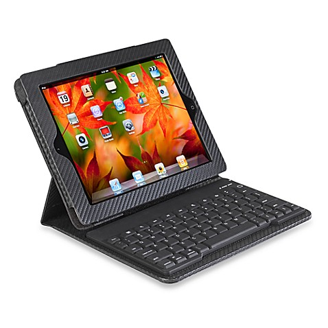 tyPad® Limited Edition Carbon Fiber Bluetooth Keyboard Case for iPad®