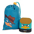 Phineas and Ferb Portable Rechargeable Speakers with Base