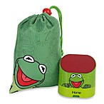 iHome® Portable Rechargeable Speakers with Base in Kermit the Frog