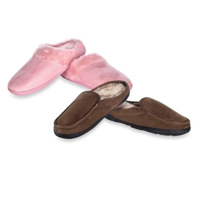 Conair Women's Massage Slippers - Pink