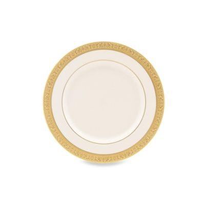 Ivory Salad Dessert Plate