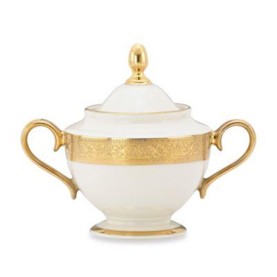 Lenox® Westchester™ 3 1/4-Inch Sugar Bowl