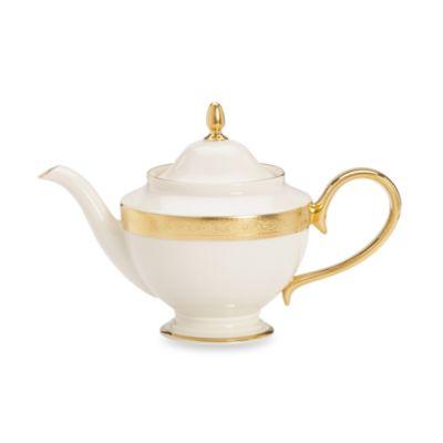 Lenox® Westchester™ 40-Ounce Teapot