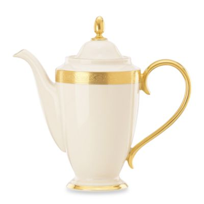 Lenox® Westchester™ 48-Ounce Teapot