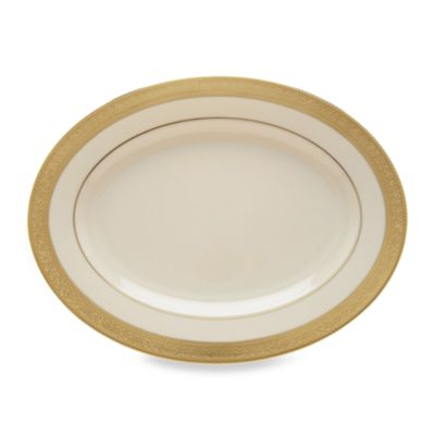 Lenox® Westchester™ 13-Inch Oval Platter